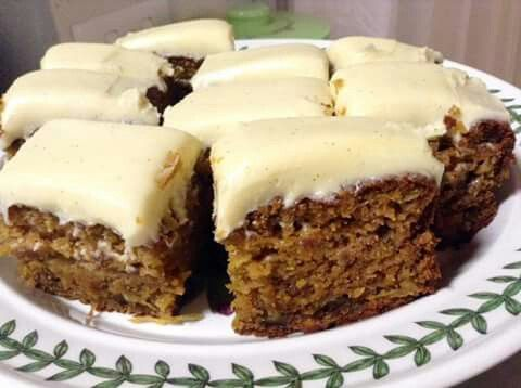 Thermomix gf Carrot Cake