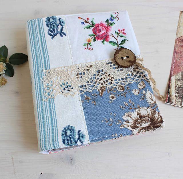Beautiful Vintage Floral Fabrics