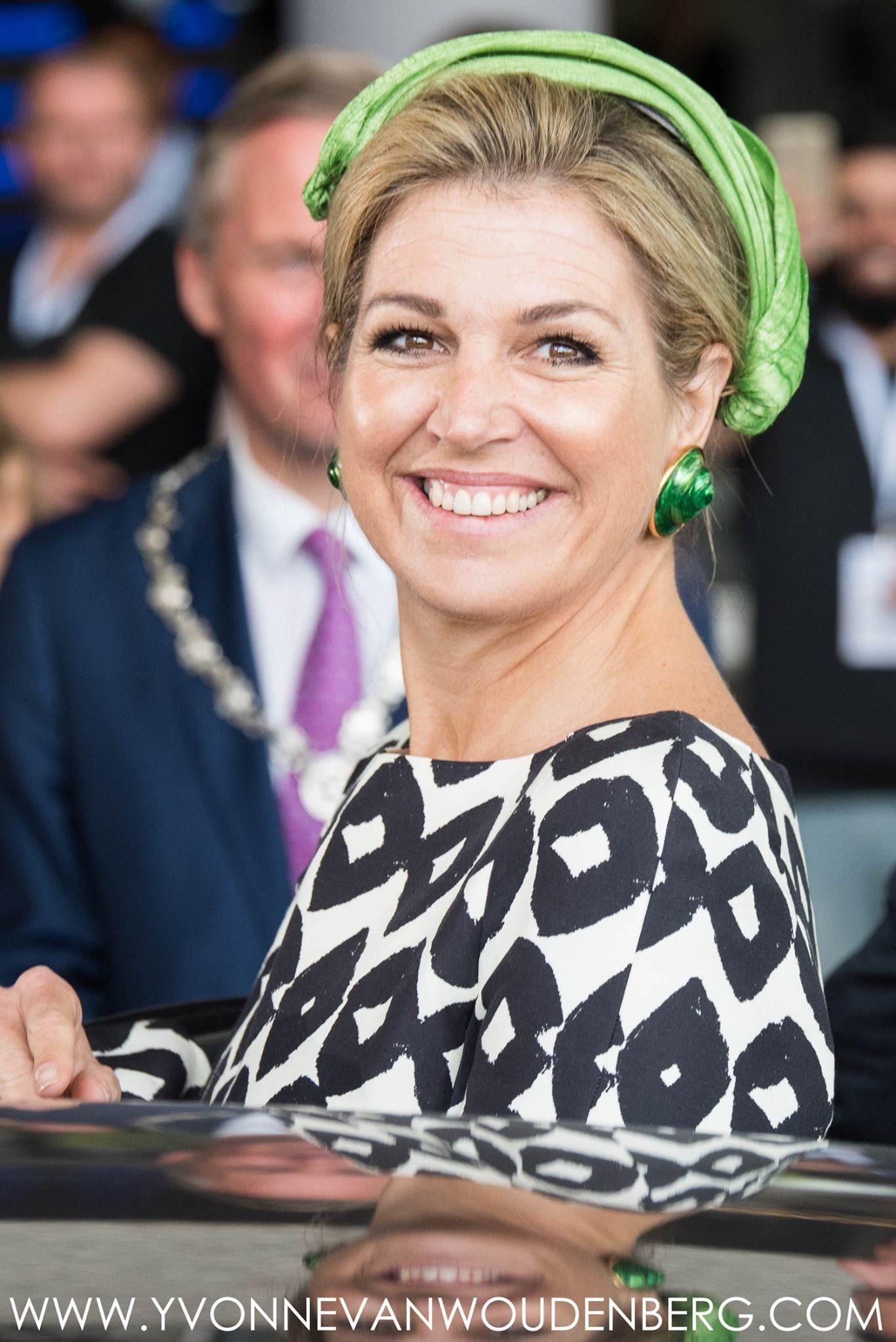 Maxima Royal Queen Maxima Dutch Royalty Royal Beauty