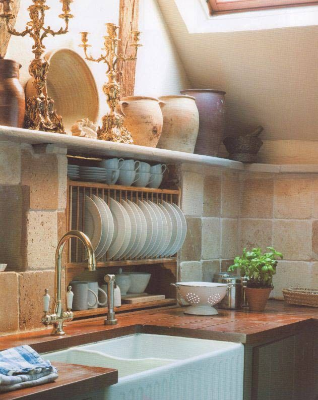 What Is French Provincial Style | French Country Style Kitchen
