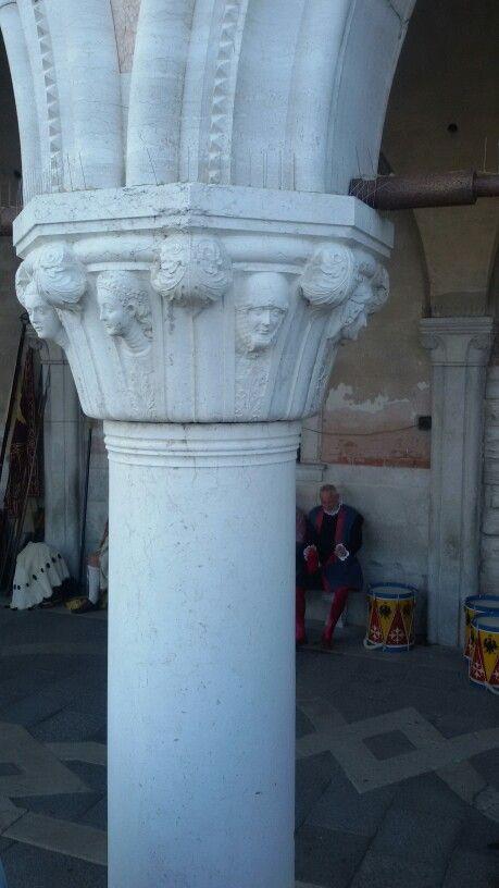 Colonna di Palazzo Ducale Venezia