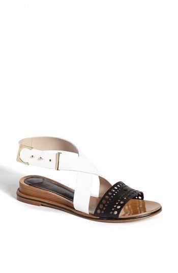 10 Crosby Derek Lam Pilar Sandal Nordstrom Sandals Designer Shoes Flats Summer Shoes