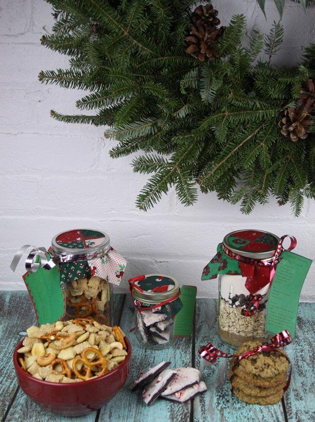 3 Gift In a Jar Recipe Ideas