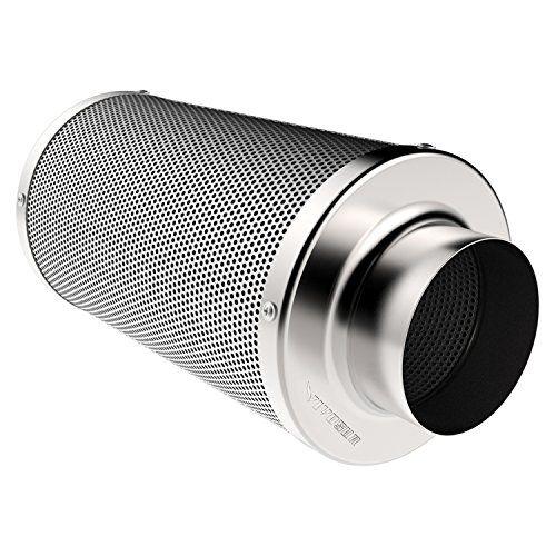 Vivosun Air Carbon Filter Odor Control With Australia Virgin Charcoal For Inline Fan Inline Fan Carbon Filter Carbon Air Filter