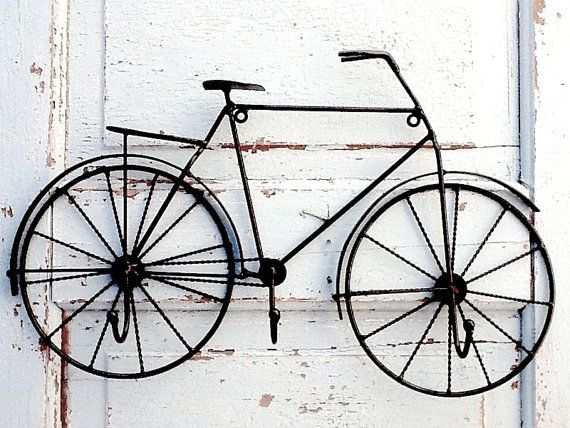 How To Hang Bike On Wall hey, i found this really awesome etsy listing at https://www.etsy