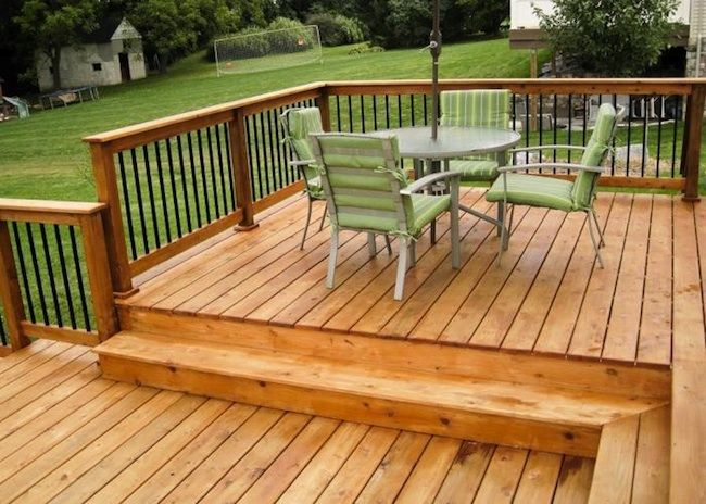The Best Wood To Use For Building A Deck Pools Decks