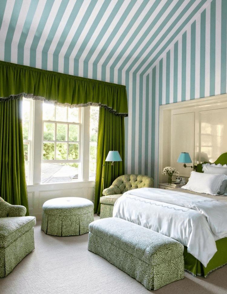 Schlafzimmer Design Dachschräge
