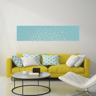 Cornice Frequenza Adesivi murali, Idee per decorare la