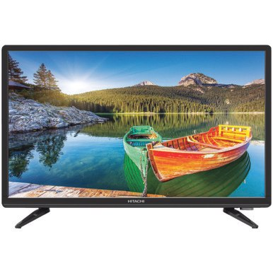 Hitachi(R) 22E30 22 Alpha Series 1080p LED HDTV | Products in 2019