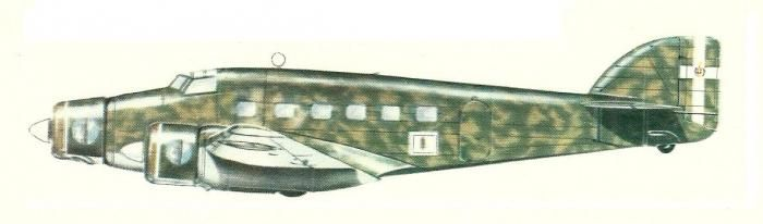 Savoia Marchetti SM.83