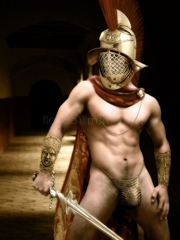 Cast of gladiator eroticas