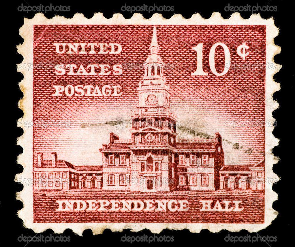 TOP I'd Vintage postage stamp are longer