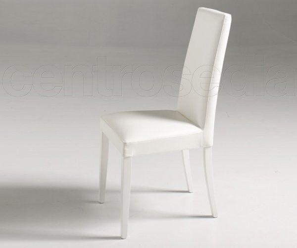Peressini Sedie ~ Campari sedia legno imbottito sedie legno moderno mais