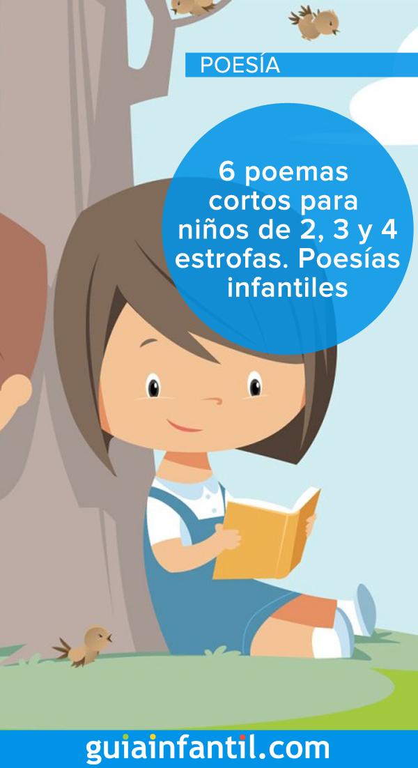 Pin En Poesias Infantiles