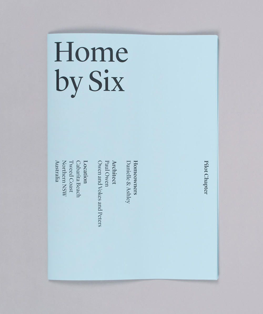 THEARTISTANDHISMODEL » Home By Six