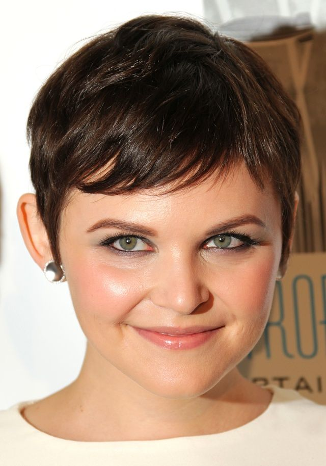 Best Hairstyle For Square Round Face : The best hairstyles for heart shaped faces: a gorgeous pixie