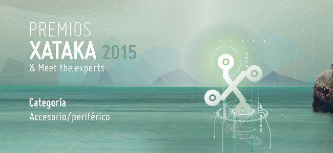 Mejor accesorio/periférico: vota en los Premios Xataka 2015  https://t.co/WDZEiO7zJ7 https://t.co/5MK5ZblIYX