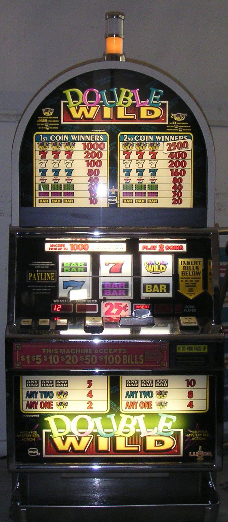Vintage slot machine las vegas indian princess slot machine