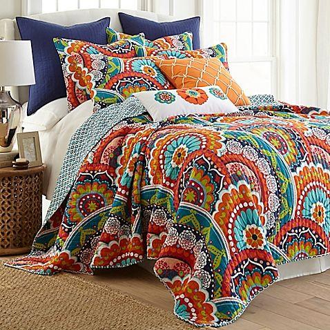 Levtex Home Serendipity Reversible Quilt Set | Decking, Bedrooms ... : home quilts - Adamdwight.com