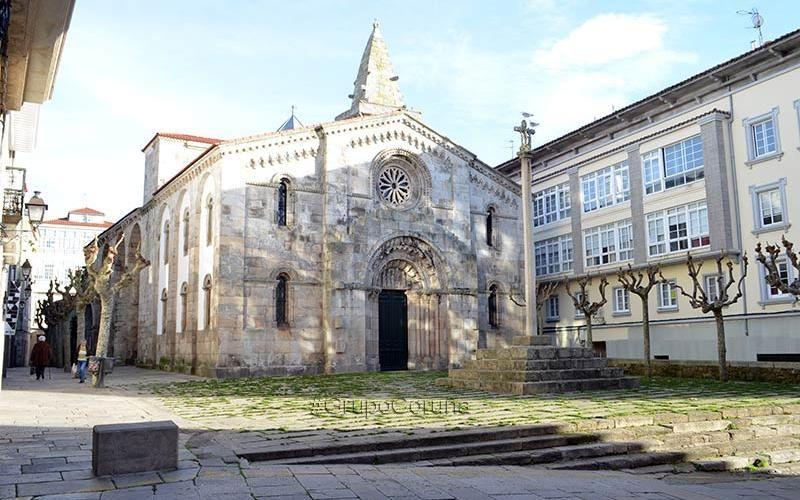 Colegiata Santa María Del Campo En 2020 Iglesia De Santiago Iglesia Santa Maria