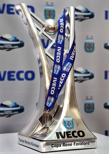 Ranking the best-looking league trophies in the soccer ...