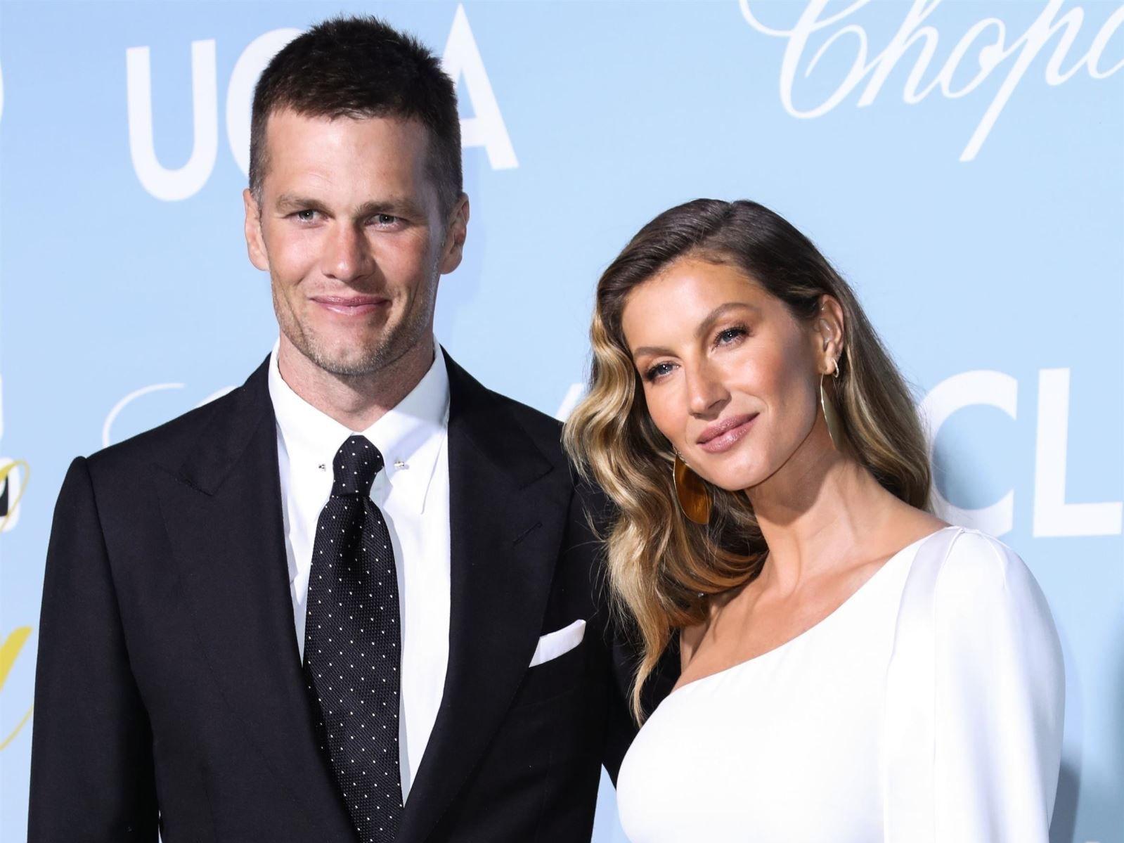 Le touchant message de Gisele Bündchen pour ses 10 ans de mariage avec Tom Brady: