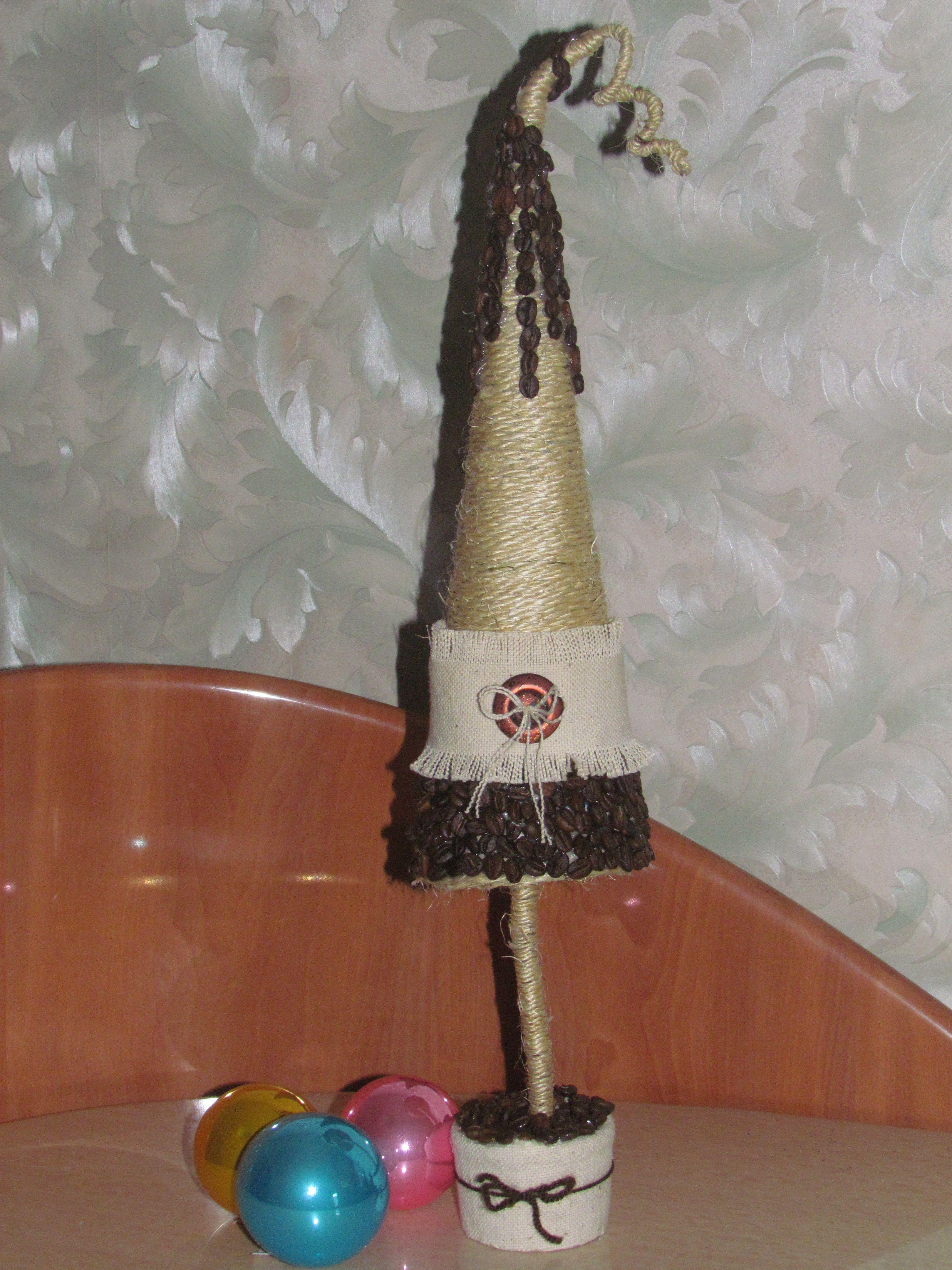 елочка кофейная рост 60 см