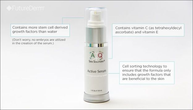 Dr  Oz Skin Care Approved Product No  5: Growth Factors |Dr  Oz Skin