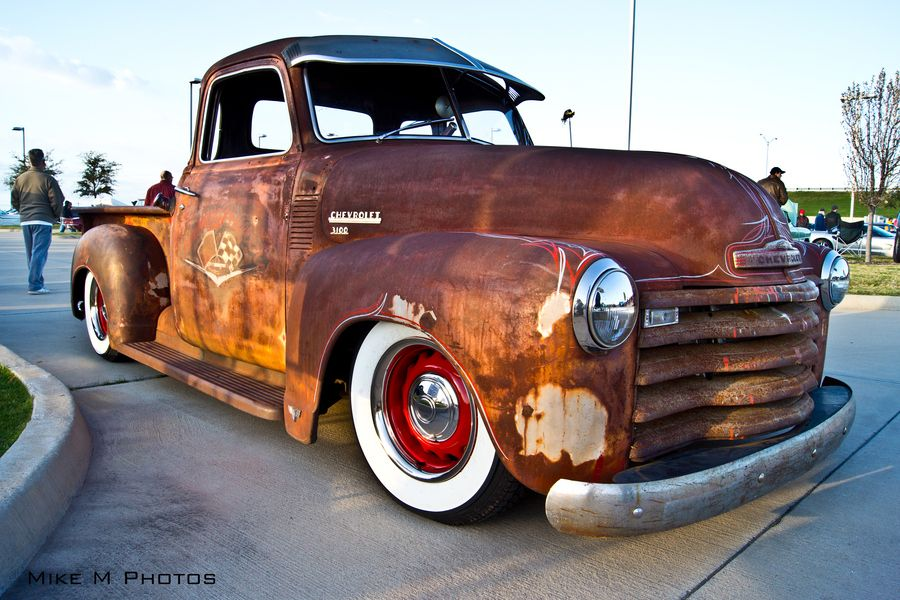 Chevy Rat Rods | Rat Rod Cars & Trucks | Old Rat Rods 1938, 46 ...