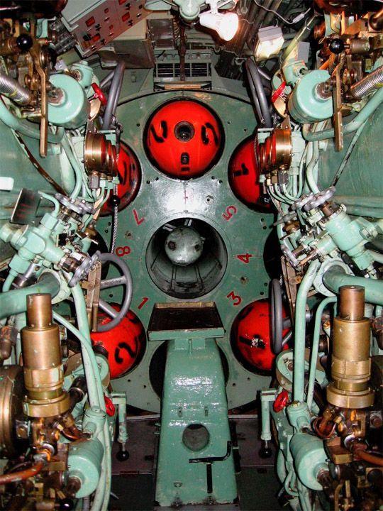 Субмарина!! Вид изнутри! (фото) | Подводные лодки