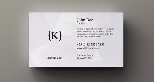 Business card business card inspiration pinterest corporate business card colourmoves