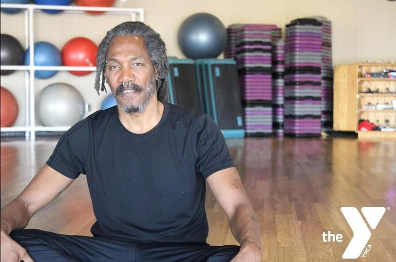 Meet Ra The Y Yogi Ymca Of Metropolitan Washington Men S Health Yogi Ymca