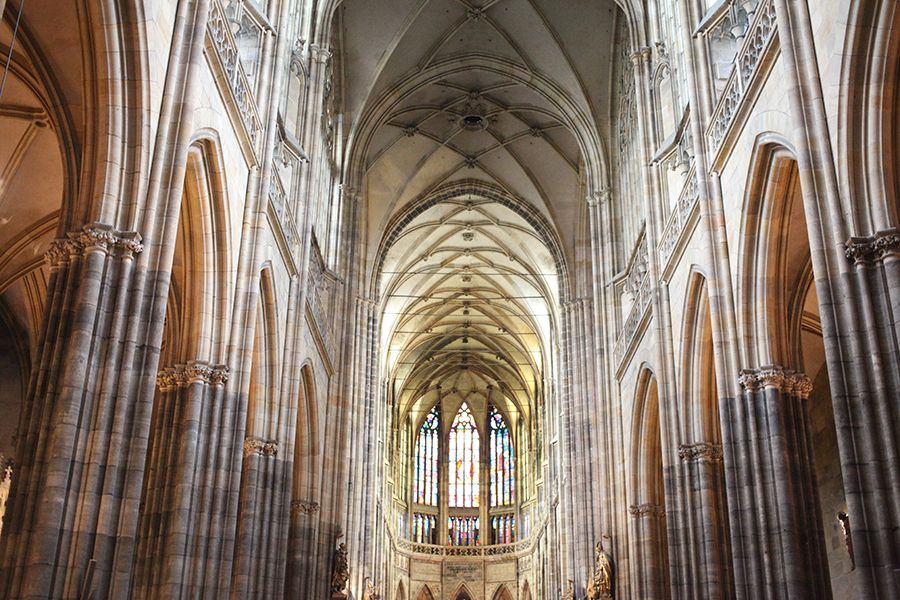 J for Jamie Blog | Prague Cathedral