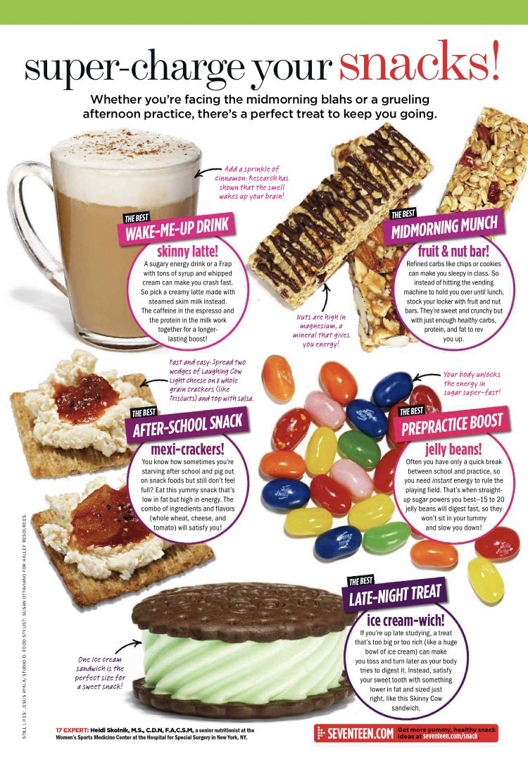 Pin By Samar Albalooshi On Seventeen Magazine Heath Food Food Snacks
