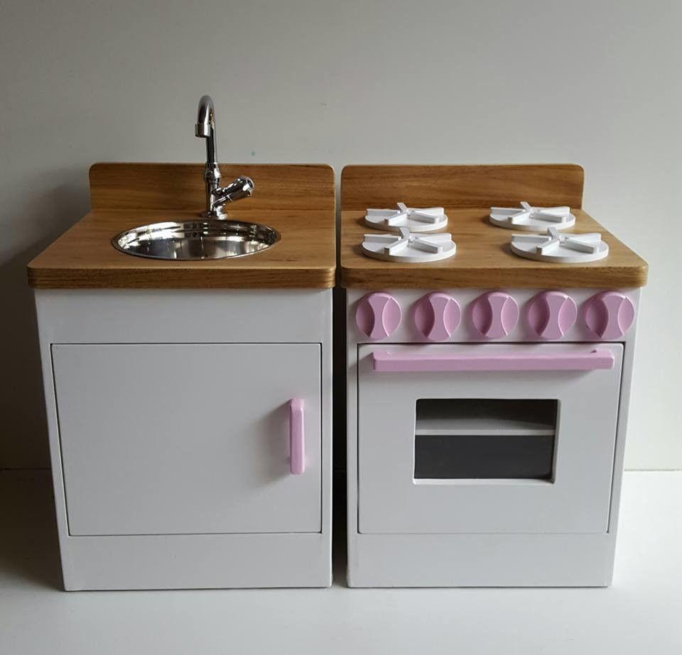 Cozinha Infantil Lyra 2 Amadeirada Cozinha Infantil Cozinha De