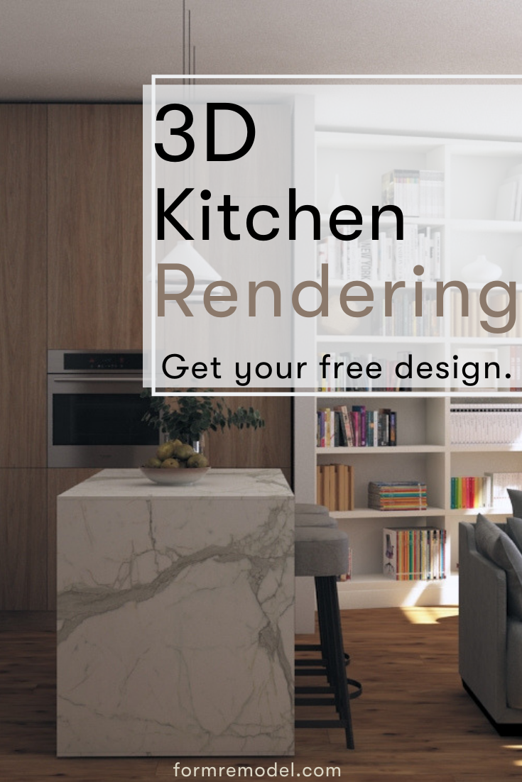 Want To Visualise Your Kitchen Remodel Without You Find Out
