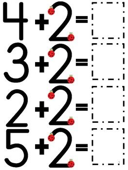 78+ images about Touch Math on Pinterest   A well, Count and Math ...