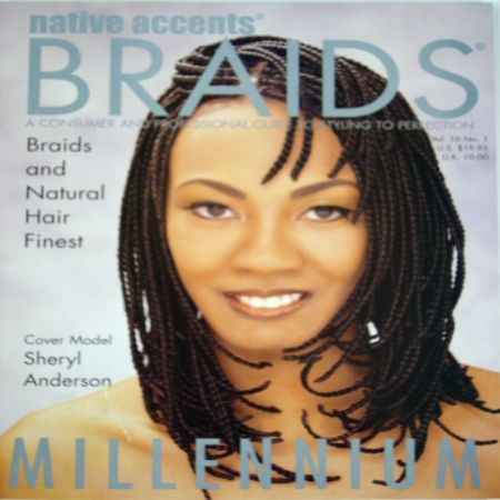 Braiding Hair Magazines In 2020 Hair Magazine Braided Hairstyles Hair Styles