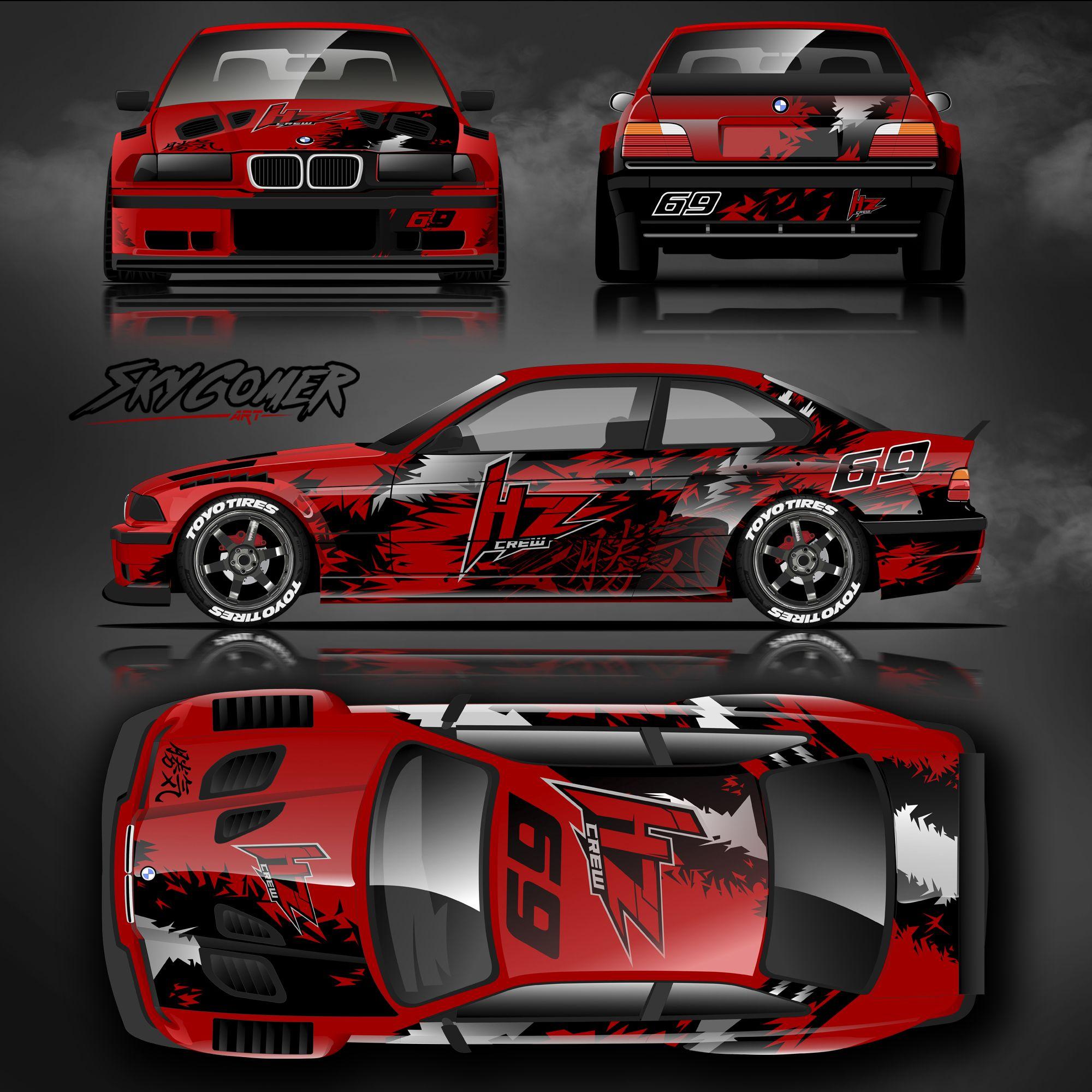 Bmw E36 Livery Design Avtomobili I Tachka