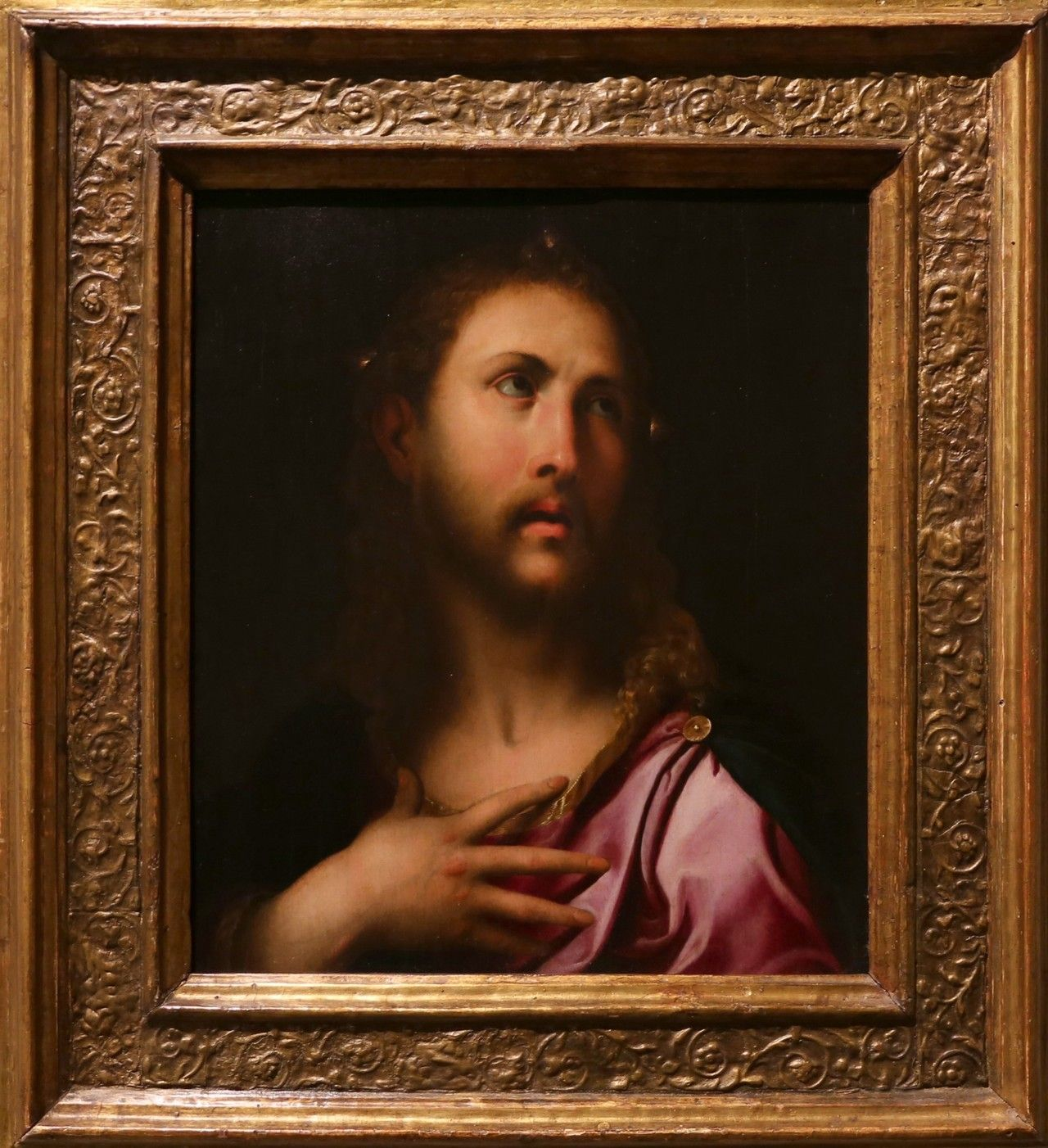 Antonio Campi Christ. 1550 Arte sacro, Imágenes