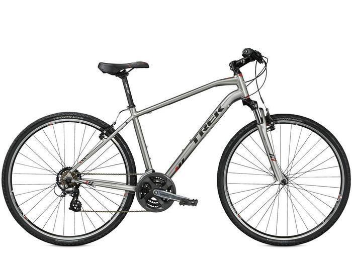 Trek 8 2 Dual Sport 2016 Hybrid Bikes For Sale In Ellerslie Trek Bicycle Trek Bikes Hybrid Bike