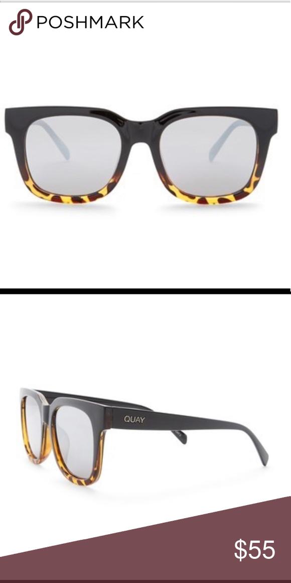 08527e5cc7 QUAY AUSTRALIA Libre 70mm Square Sunglasses Brand new QUAY AUSTRALIA Libre  70mm Square Sunglasses. Details