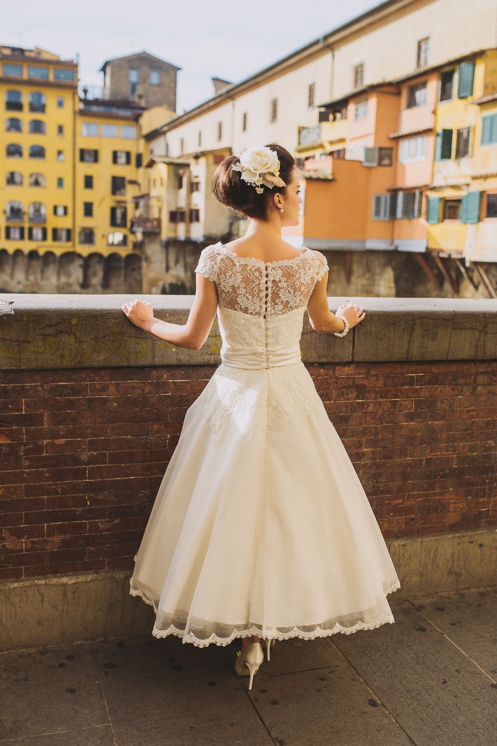 Francesca (back) - Forget me Not Designs | Wedding dress ideas ...