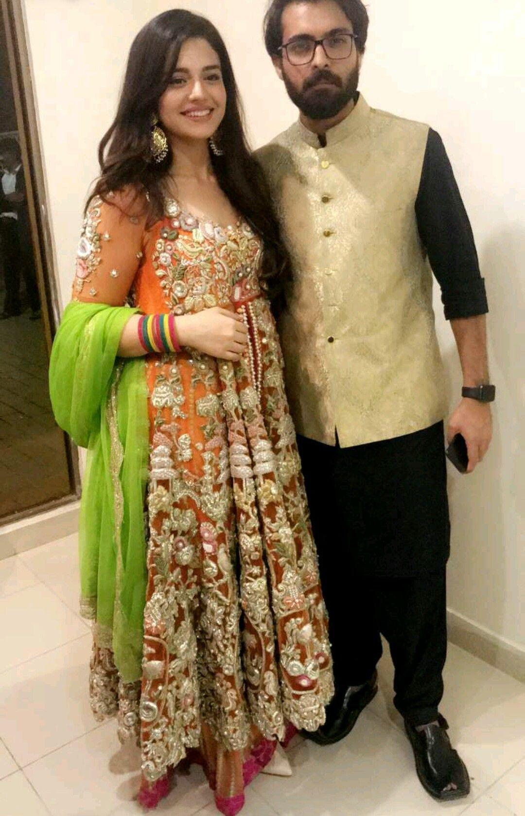 Dholki night Pakistani bridal dresses, Pakistani dresses