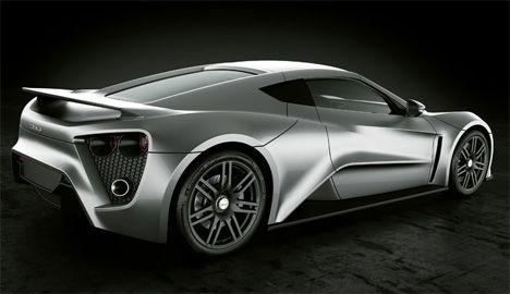 Zenvo ST1 » Yanko Design