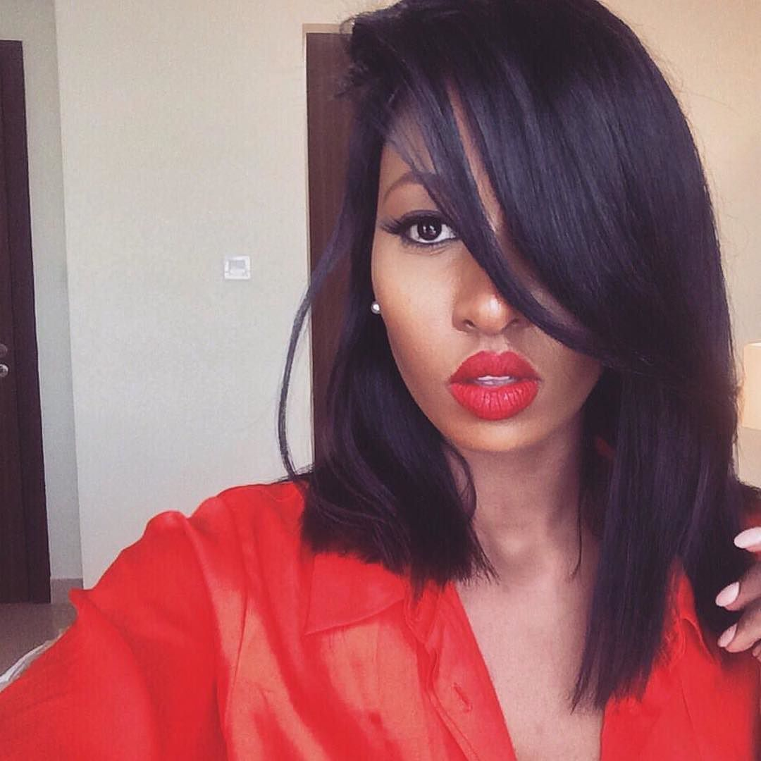 Ohjust give a word for this fashion hair virginhair hairstyle