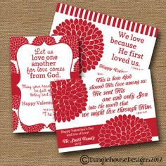CHRISTIAN valentine greetings - Google Search
