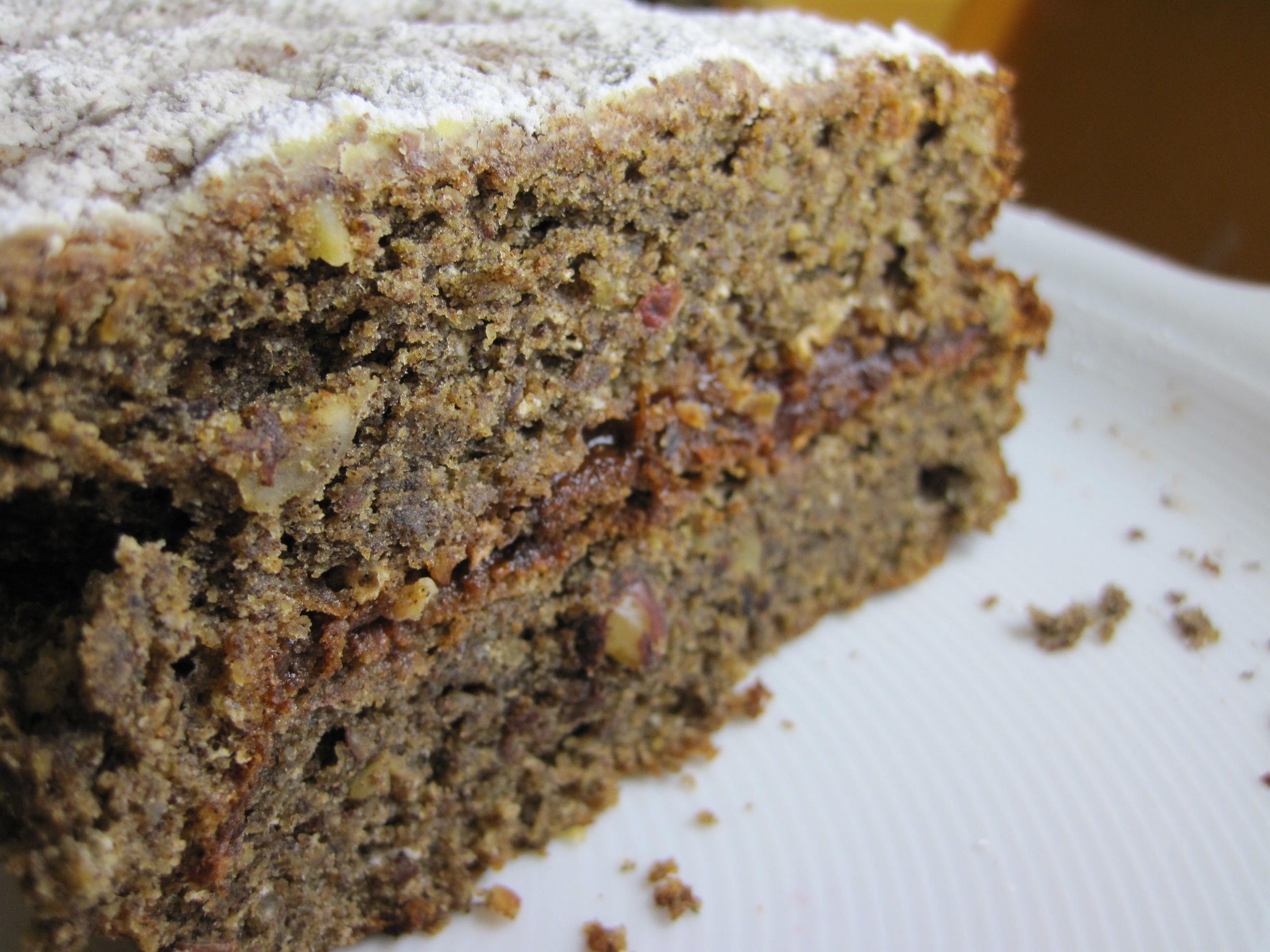 Buckwheat cake with rosehip jam recipe buckwheat cake