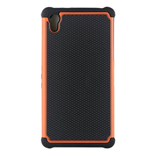 SONY Xperia Z2 CaseXperia Z2 Case ProtectiveHOT Drop ProtectionshockproofRuggedRubberHard case cover and Dual Layer Protective Case for SONY Xperia Z22015orange *** Continue to the product at the image link. Note: It's an affiliate link to Amazon