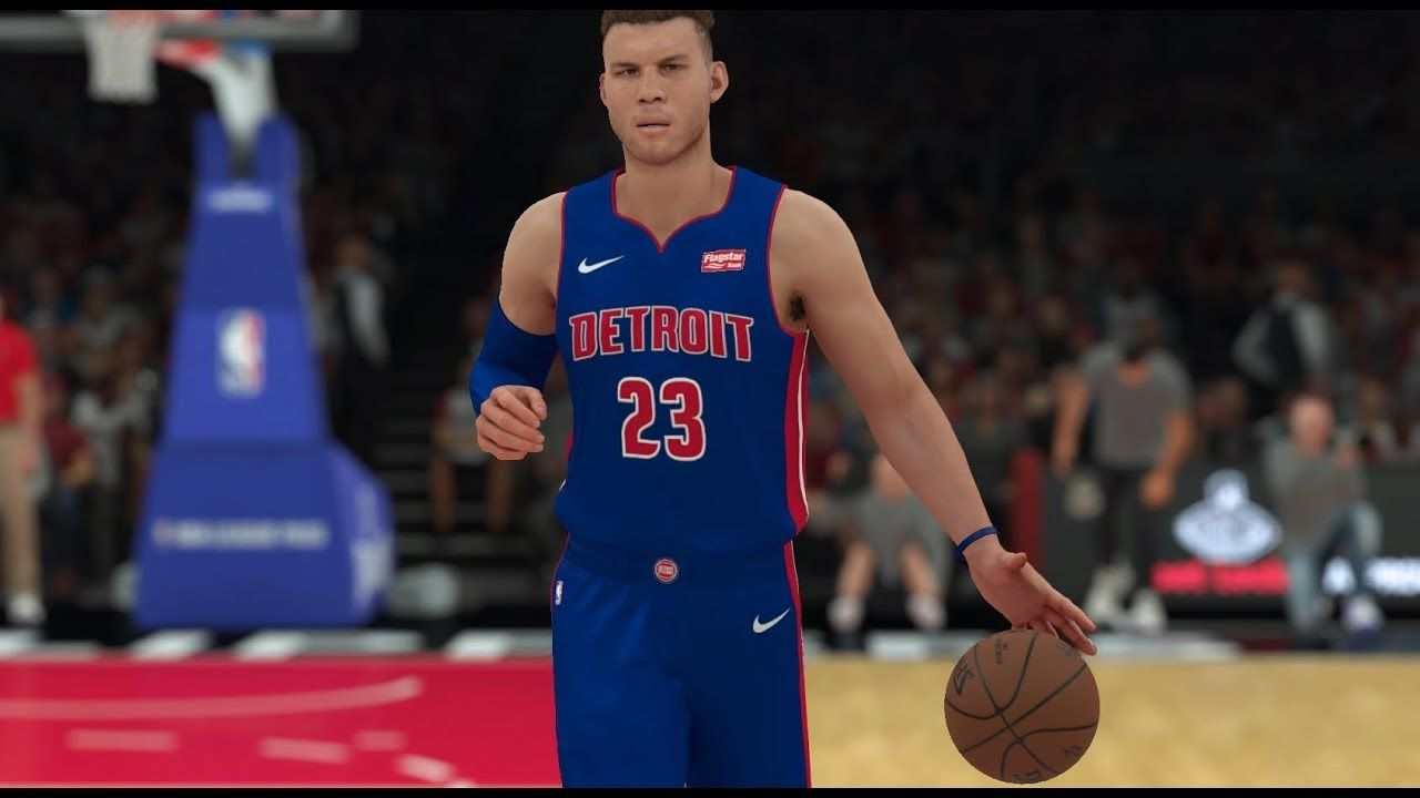 e8b1da88d92 Pistons Trade for Blake Griffin! So What Now  NBA 2K18 Gameplay ...